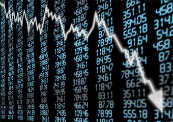 Stock markets crash to the lowest level in three months