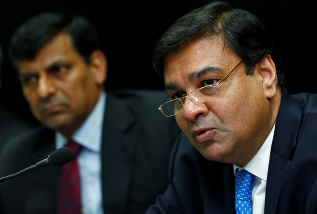 Urjit Patel's first monetary policy review