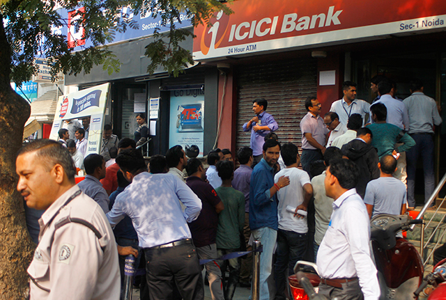 ​Demonetisation: Five reasons it's turning out to be bad economics