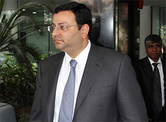 Tata Steel removes Cyrus Mistry as chairman, names OP Bhatt interim chief