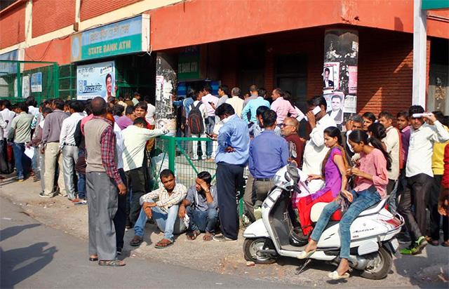 Demonetisation: Who gains, who loses
