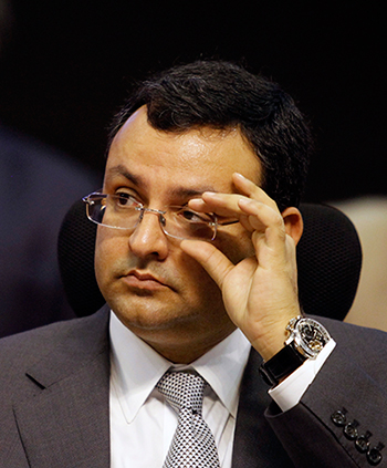 Tata Global sacks Cyrus Mistry as chairman; he rubbishes Tata Sons' allegations