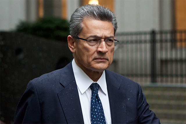 Is former McKinsey chief Rajat Gupta getting back to business?