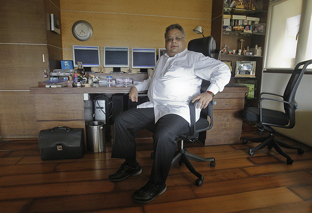Rakesh Jhunjhunwala ups bet on casino & hotel operator Delta Corp