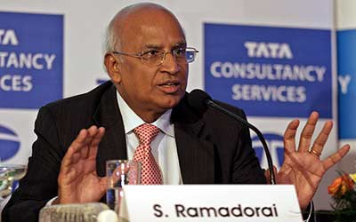 Former TCS chief Ramadorai quits govt bodies as Tata Sons looks for new chairman