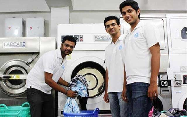 PickMyLaundry raises $200K in pre-Series A funding