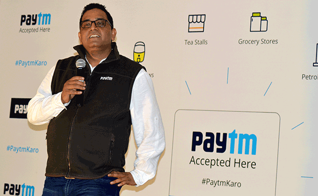 Paytm founder Vijay Shekhar Sharma sells 1% stake for $48.1 mn