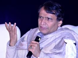 Railways to redevelop 400 stations, monetise land and air space: Suresh Prabhu