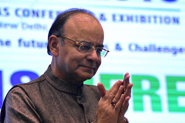 FM hints at low tax rates due to demonetisation, digi-payments