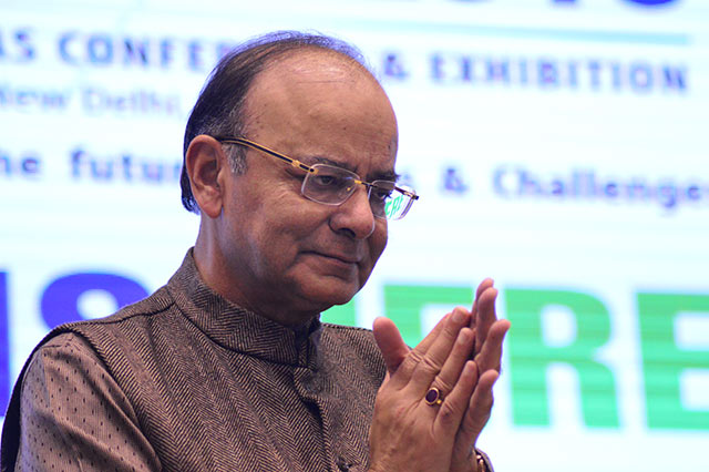 Tax benefits in offing to boost cashless economy, says finance minister Jaitley