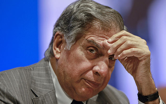 Mistry's presence serious disruptive influence on group firms, says Ratan Tata