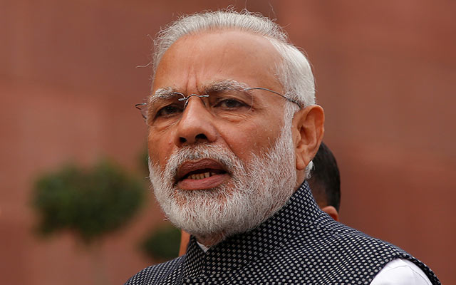 PM Modi wins online readers' poll for TIME 'person of the year