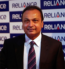 Reliance Infrastructure files for up to $550 mn infra investment trust issue