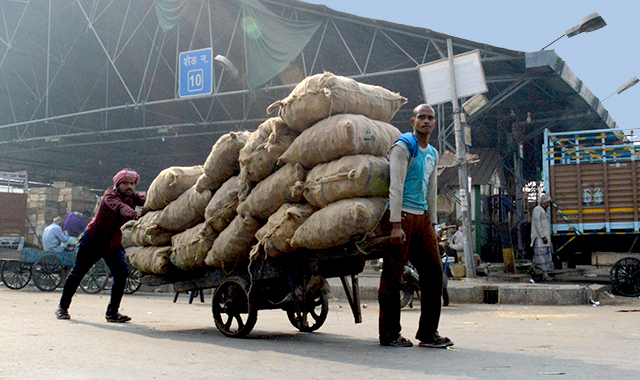 Wholesale inflation dips to 3.15% in November as food prices fall