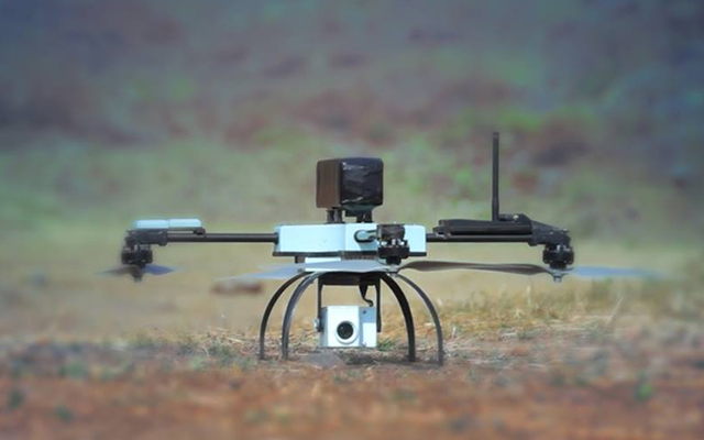 Infosys backs drone maker ideaForge