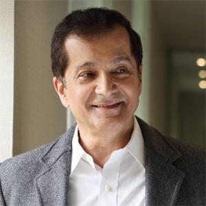 Surendra Hiranandani, chairman and managing director of House of Hiranandani