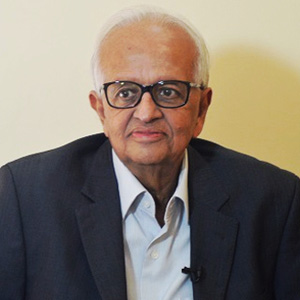 Former Reserve Bank of India governor Bimal Jalan