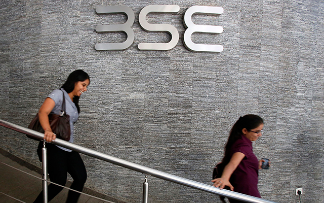 BSE IPO touches half-way mark on first day