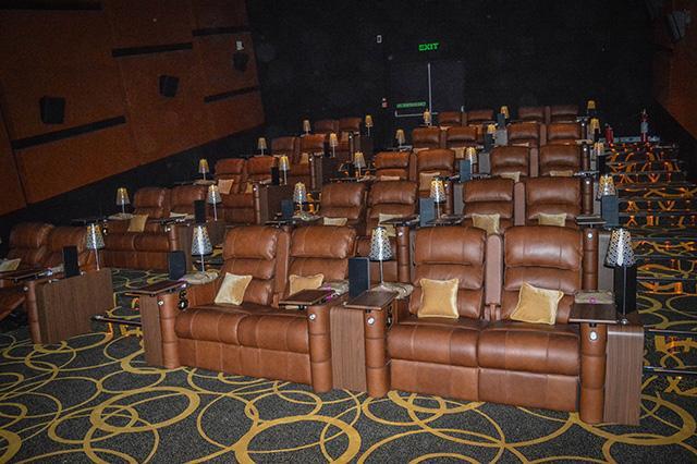PE firm among five bidders for SRS Cinemas