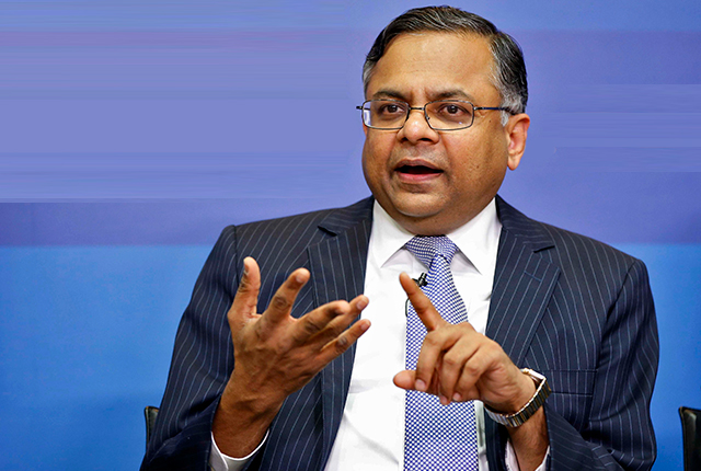 Five things you wanted to know about new Tata Sons chief N Chandrasekaran