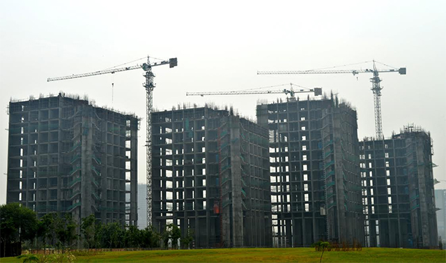 Consolidation to be the main theme for India's real estate sector
