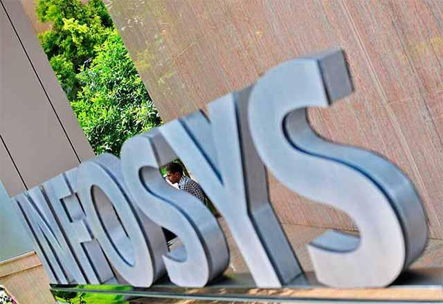 Infosys trims revenue outlook as outsourcers brace for tighter U.S. regime