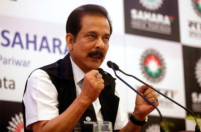 Supreme Court warns Sahara's Subrata Roy to pay $88 mn on time or go back to jail