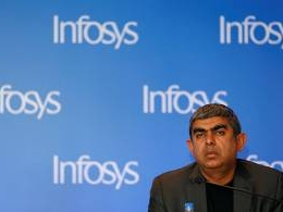 How Infosys chief exec Sikka's pay package compares with top Indian CEOs