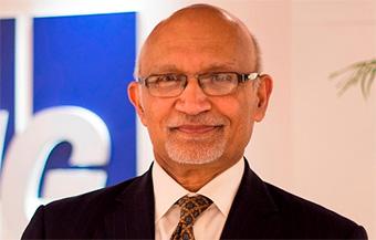 Arun M. Kumar, chairman and CEO, KPMG India