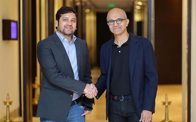 Microsoft's India cloud plans get booster shot as Flipkart signs up