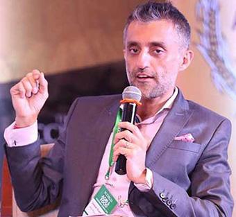 Deepak Shahdadpuri, Founder & MD, DSG Consumer Partners
