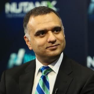 Dheeraj Pandey, cofounder, chairman & CEO, Nutanix