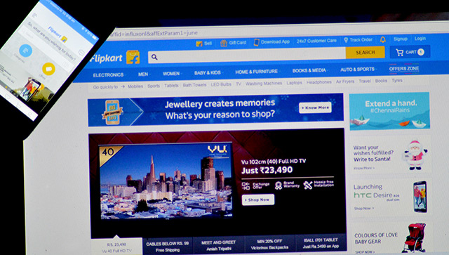 Morgan Stanley slashes Flipkart valuation to $5.39 bn