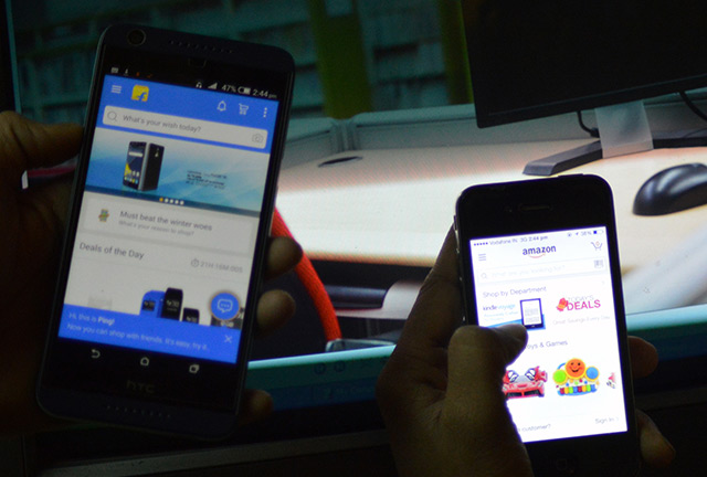 Is Flipkart clawing back in the game against Amazon?