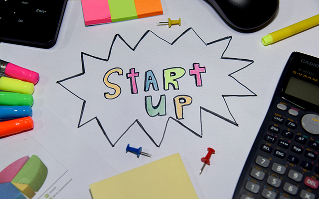 How does India's startup ecosystem compare with that of the US?