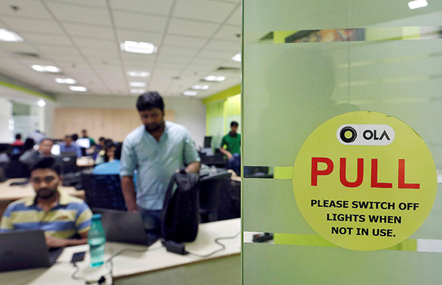 Ola raises $330 mn in fresh round led by SoftBank: Report