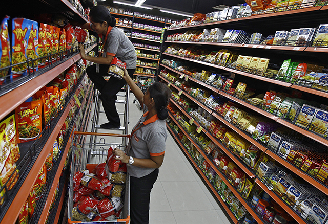 Inflation quickens to five-month high in June; industrial growth slows