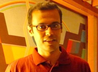 Hemanth Satyanarayana, CEO of Imaginate
