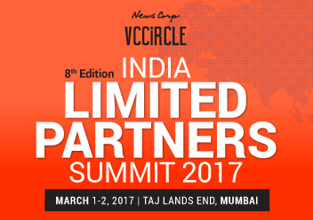 India Limited Partners Summit to shape the discourse on investment outlook in 2017