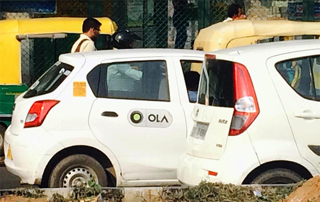 Vanguard joins SoftBank in lowering Ola's valuation