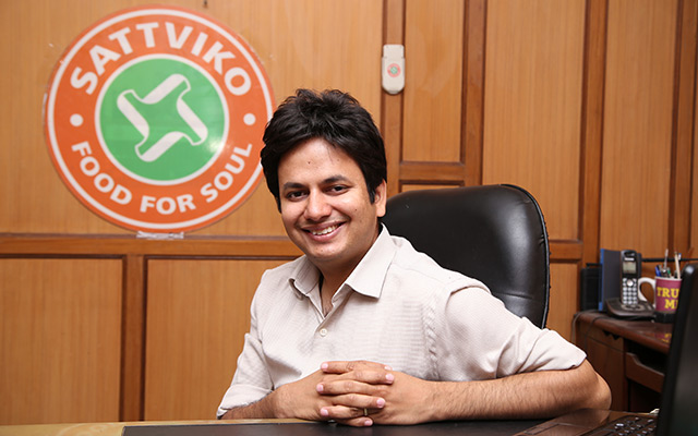 Packaged foods startup Sattviko raises pre-Series A funding
