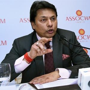 Sandeep Jajodia, Chairman & Managing Director, Monnet Ispat