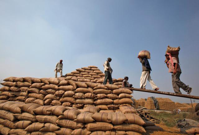 India's wholesale prices rise 5.25% in January
