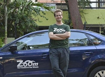 Zoomcar co-founder David Back to drive strategy at Idein Ventures
