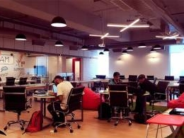 Co-working spaces look to make fat revenues from lean startups