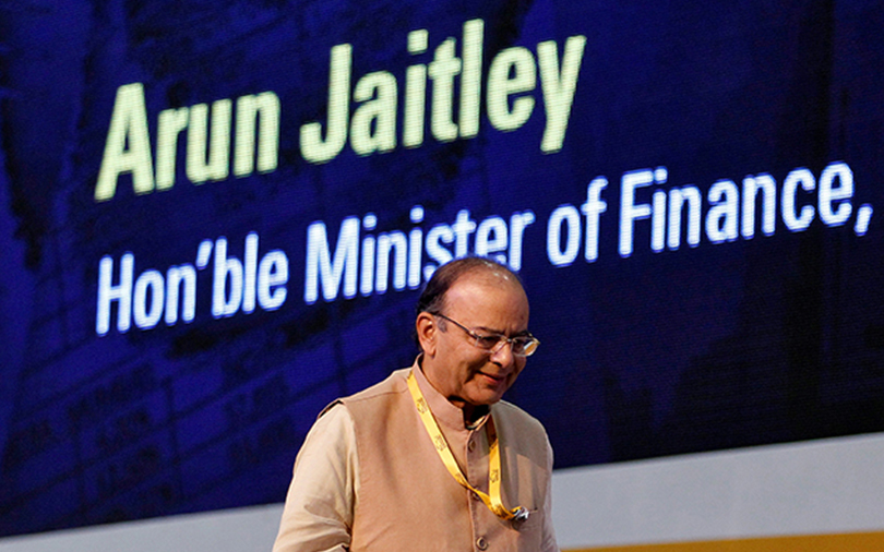 GST on track as finance minister Jaitley tables four bills in Parliament