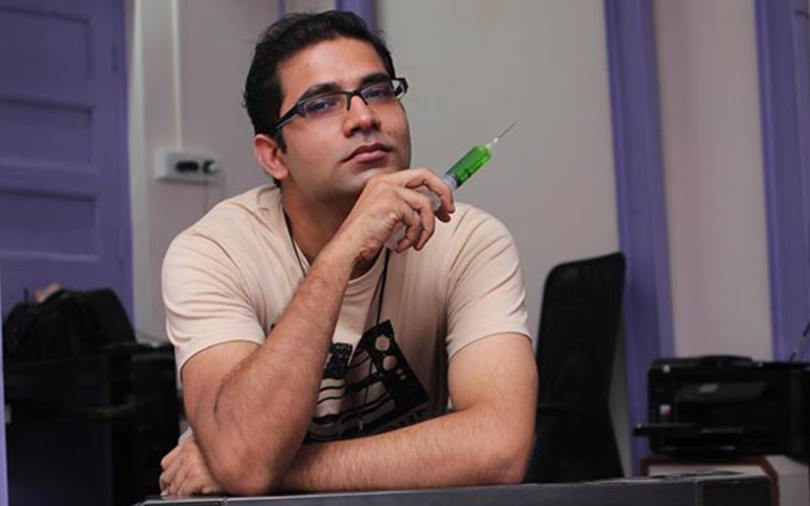 TVF CEO Arunabh Kumar steps down; Dhawal Gusain takes over
