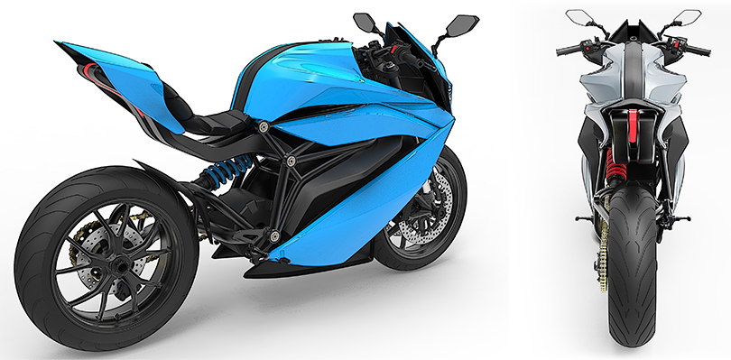 Electric Sports Bike >> Emflux Raises Funding To Build India S First Electric Sports
