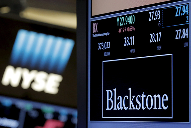 Blackstone selects Luxembourg for EU base