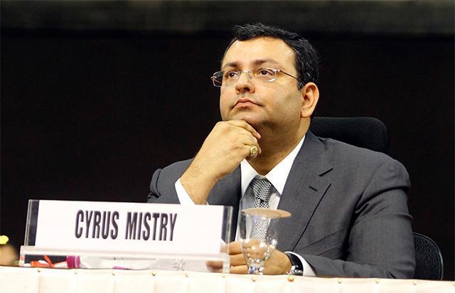 Cyrus Mistry